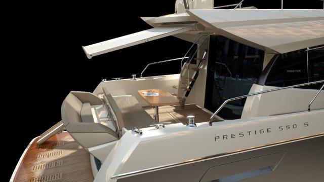 Jeaneaux Prestige 550